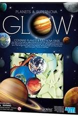 TOYSMITH TOYSMITH GLOW PLANETS AND NOVA STARS