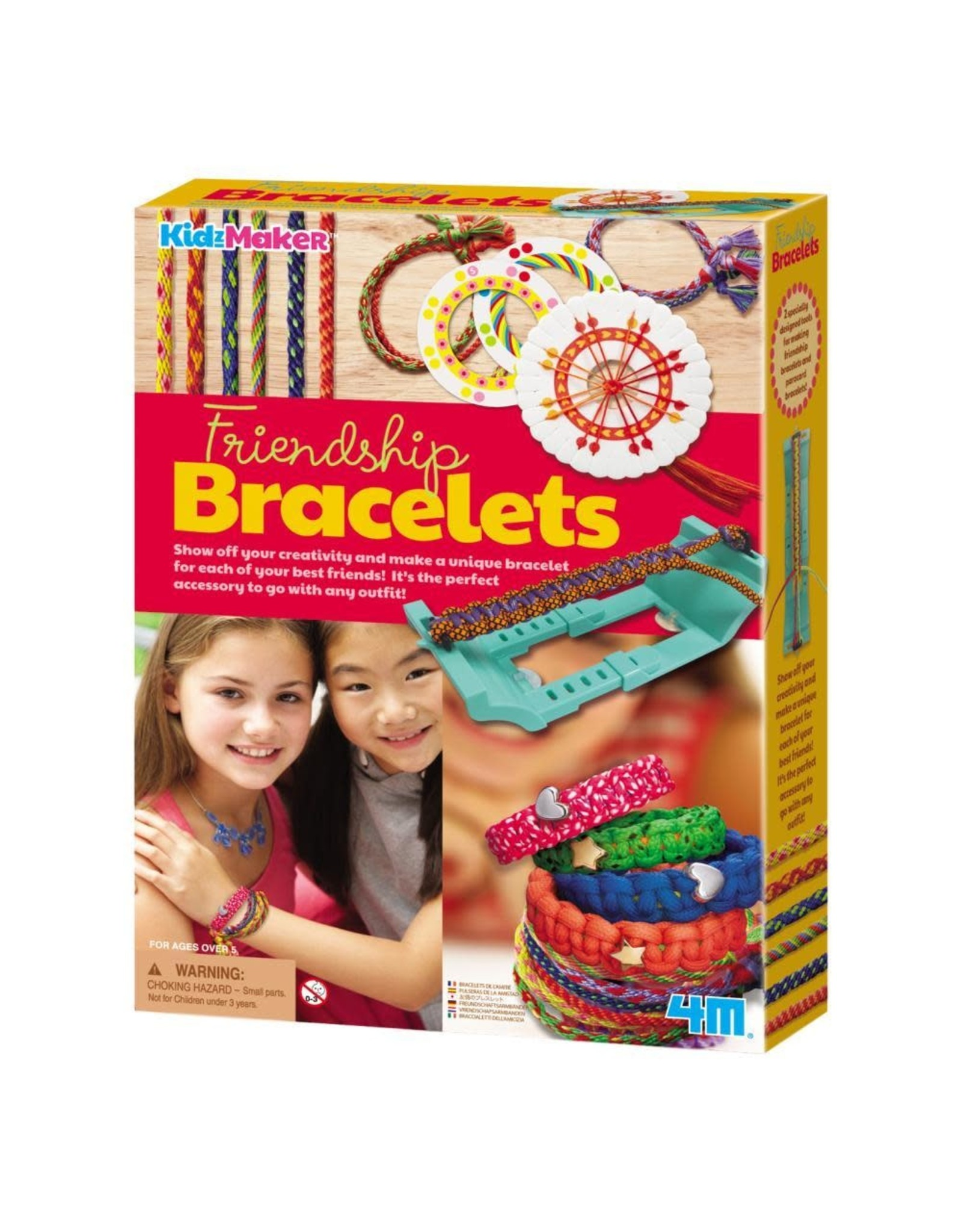 TOYSMITH TOYSMITH FRIENDSHIP BRACELETS KIT