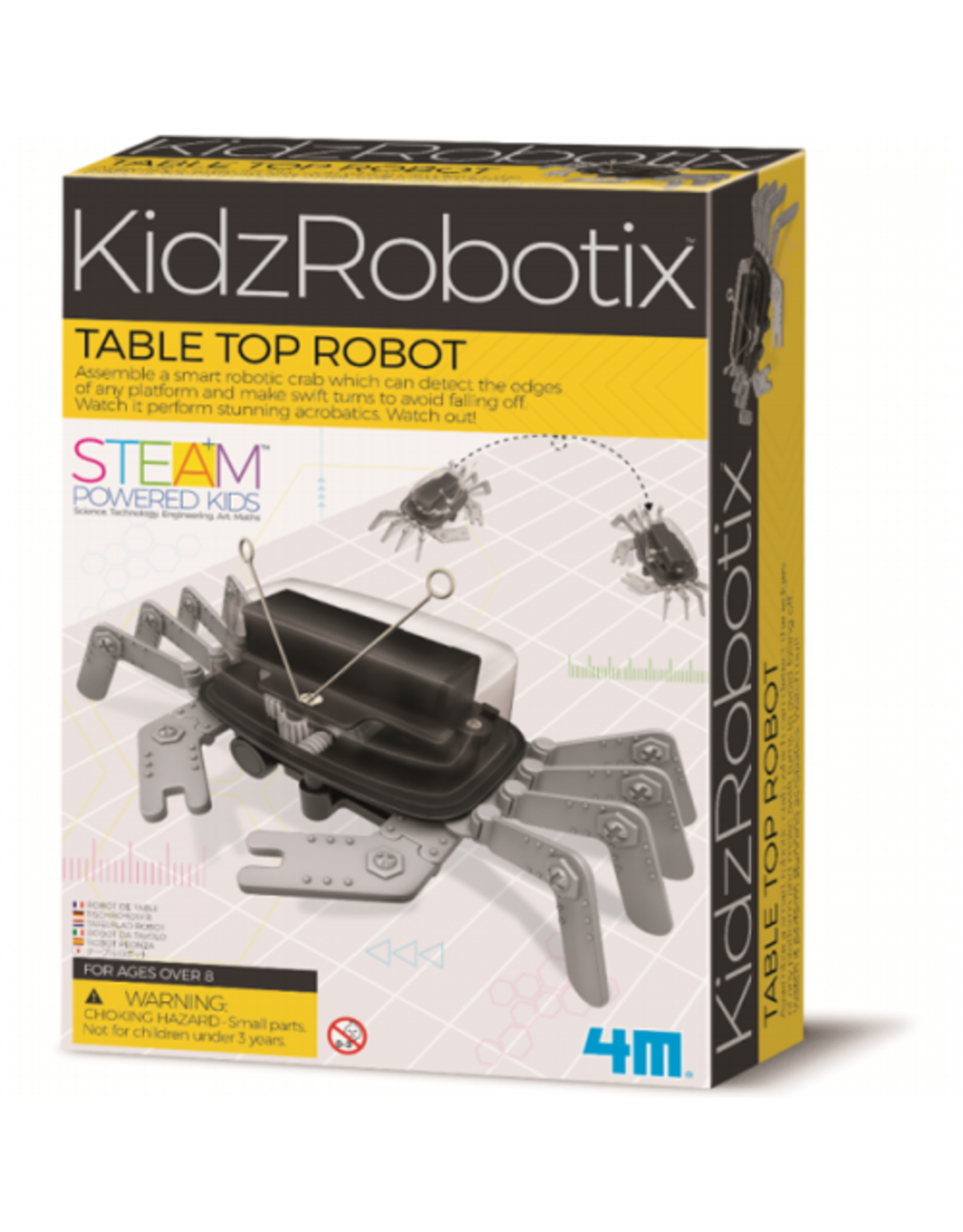 TOYSMITH TOYSMITH TABLE TOP ROBOT