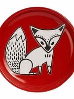 ORE ORIGINALS CUPPA COLOR COASTER DISH FOX