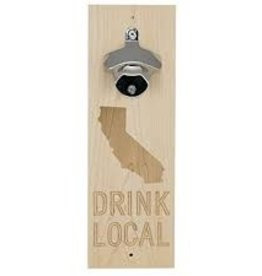 ABOUT FACE ABOUT FACE CALIFORNIA BOTTLE OPENER