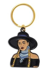 THE FOUND THE FOUND BEYONCE KEYCHAIN