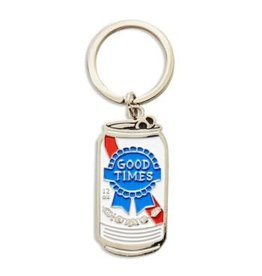 THE FOUND THE FOUND PBR GOOD TIMES KEYCHAIN