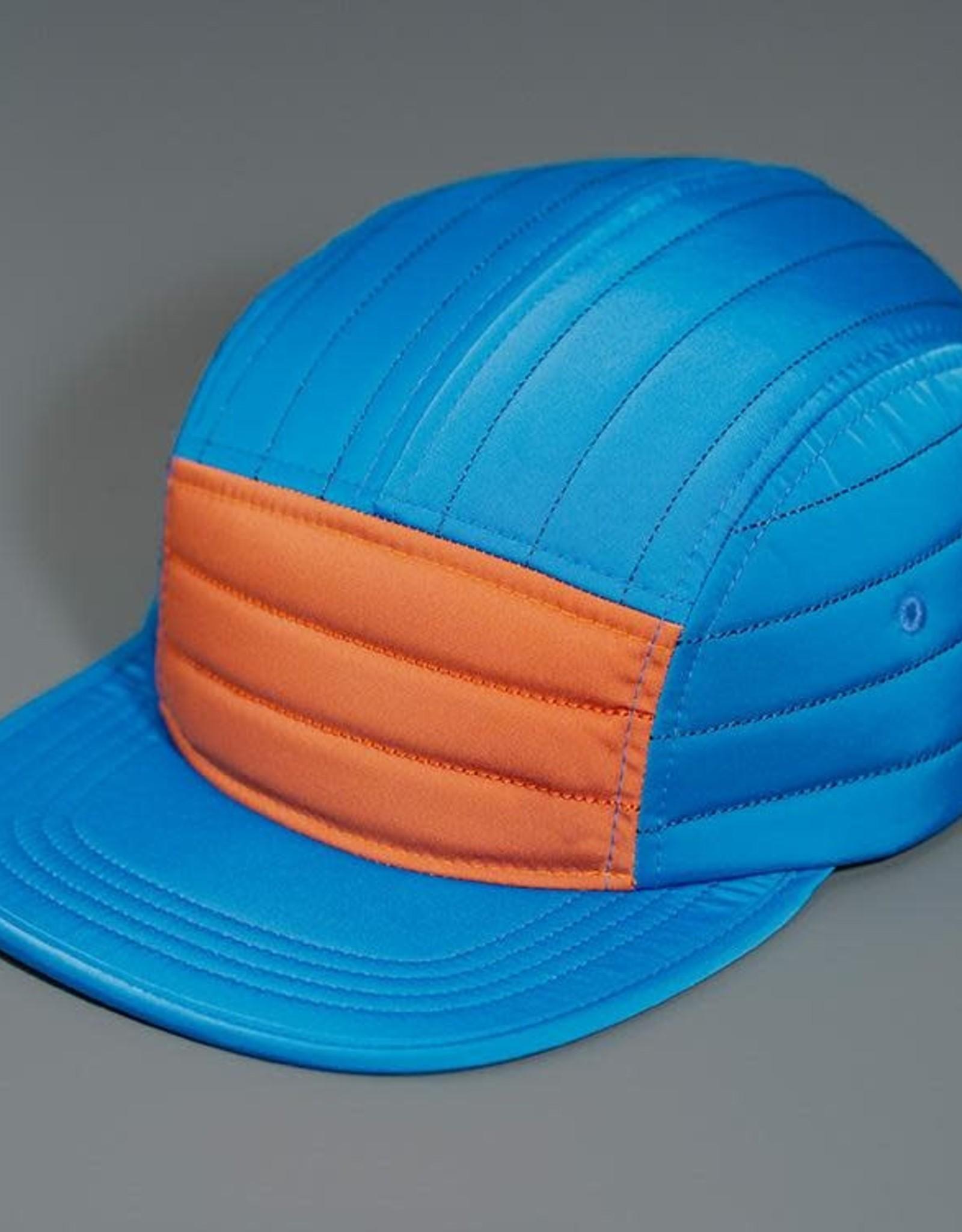 BLVNK BLVNK DAWN PATROL CAP  - OLD BLUE AND RUST