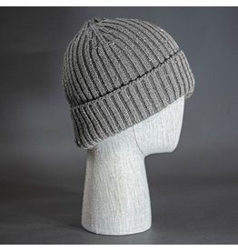 BLVNK BLVNK WATCHMAN BEANIE - LIGHT GREY