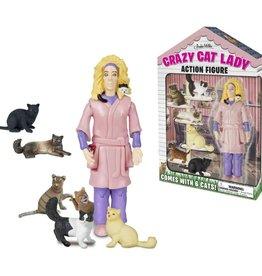 ARCHIE MCPHEE CRAZY CAT LADY ACTION FIGURE