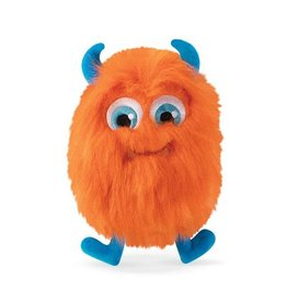 FRINGE FRINGE PET SHOP HAIRY ORANGE MONSTER DOY TOY