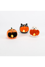180 DEGREES 180 DEGREES GHOST/PUMPKIN/CAT CANDY BOWL