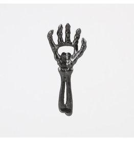 180 DEGREES 180 DEGREES BLACK SKELETON HAND BOTTLE OPENER