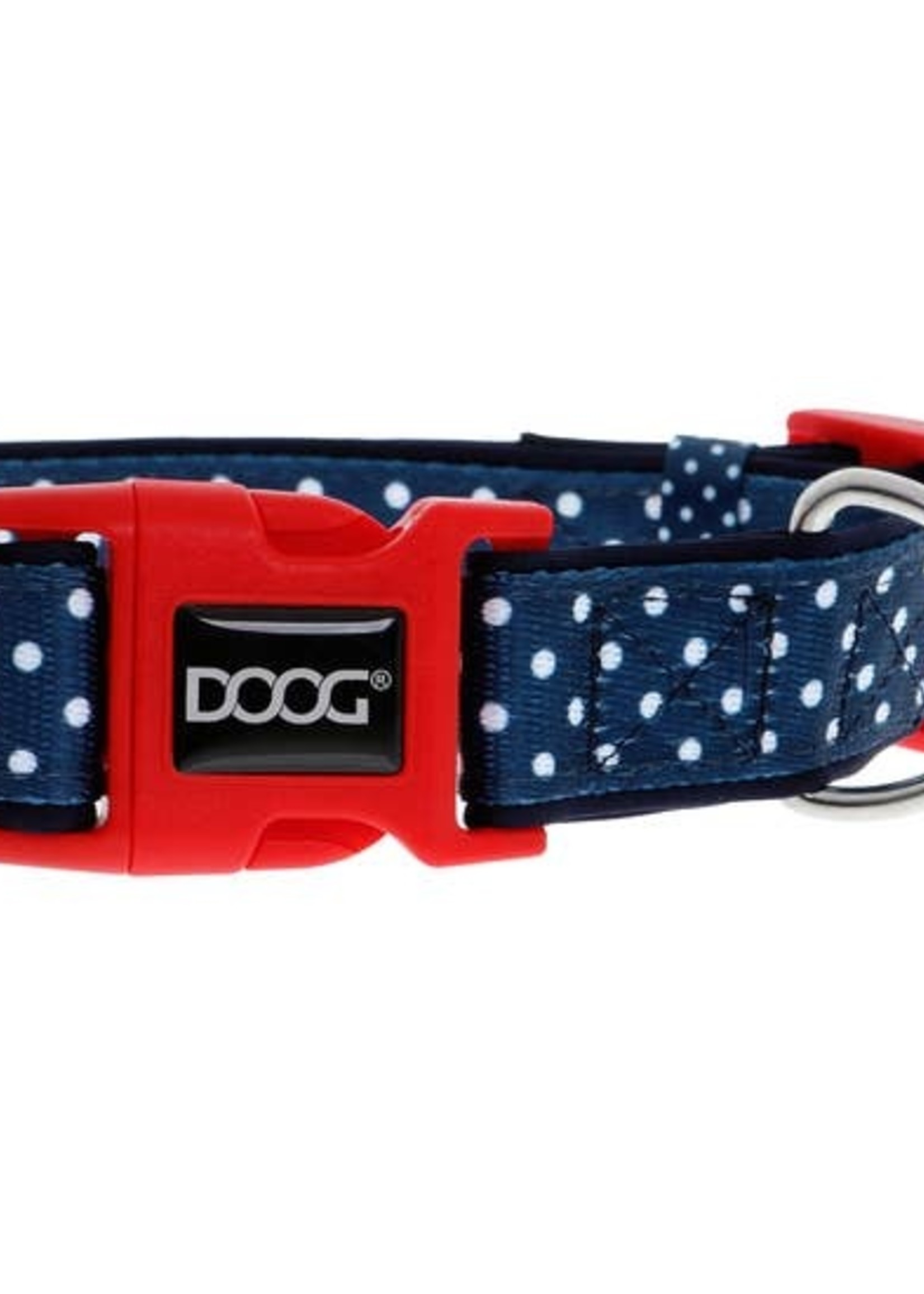DOOG INC NEOPRENE DOG COLLAR - STELLA XS
