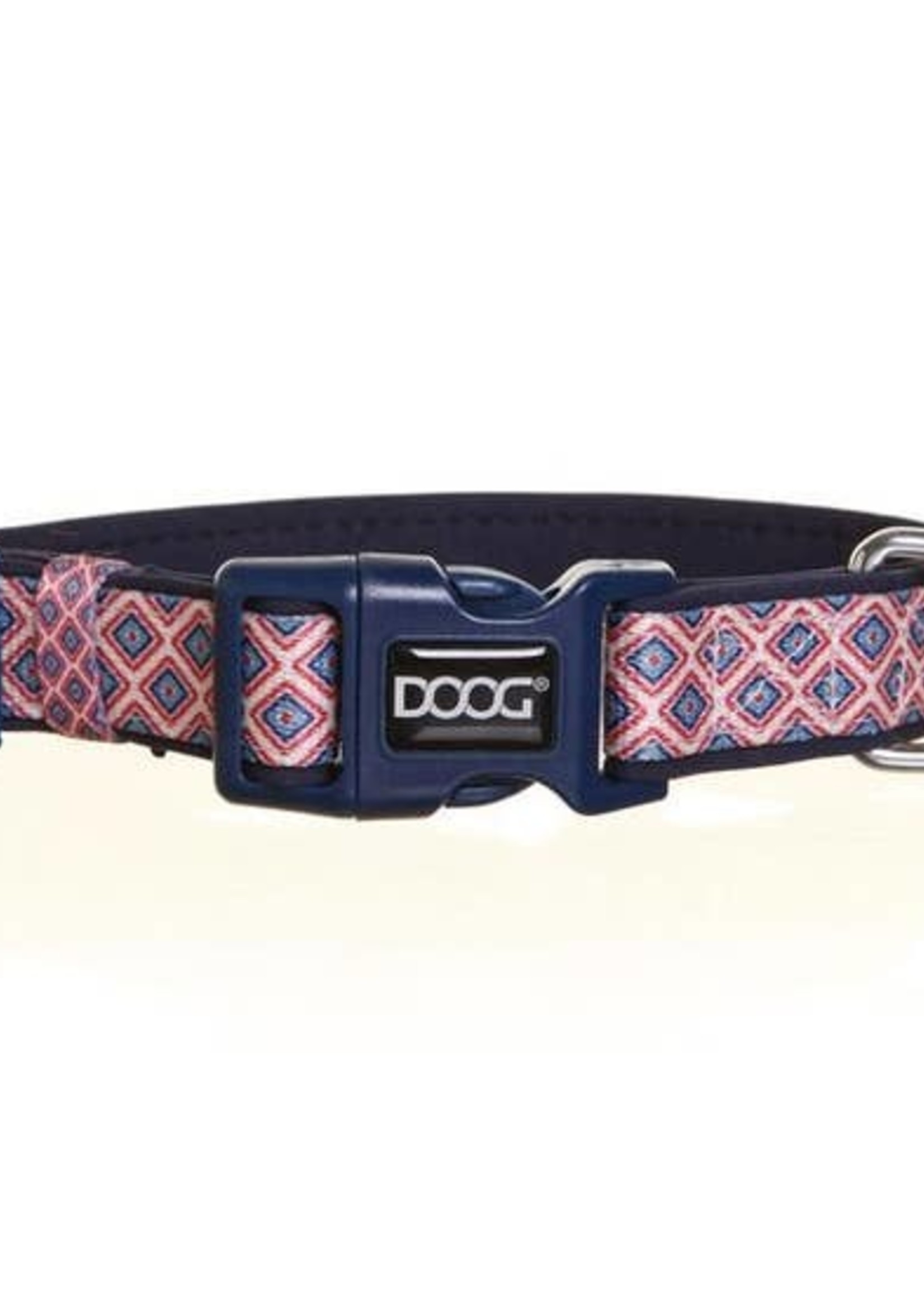 DOOG INC NEOPRENE DOG COLLAR - GROMIT XS