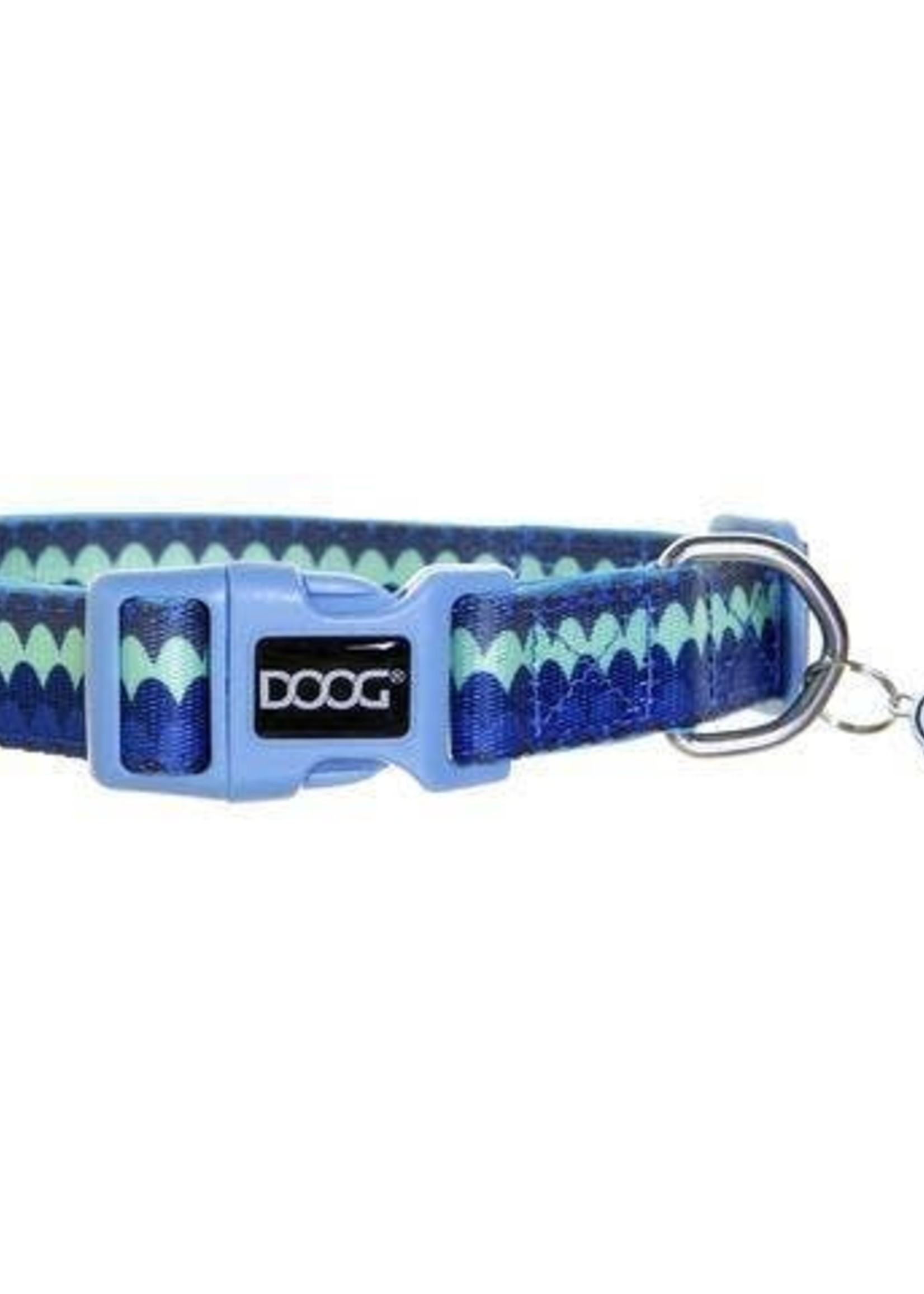 DOOG INC NEOPRENE DOG COLLAR - PLUTO XS