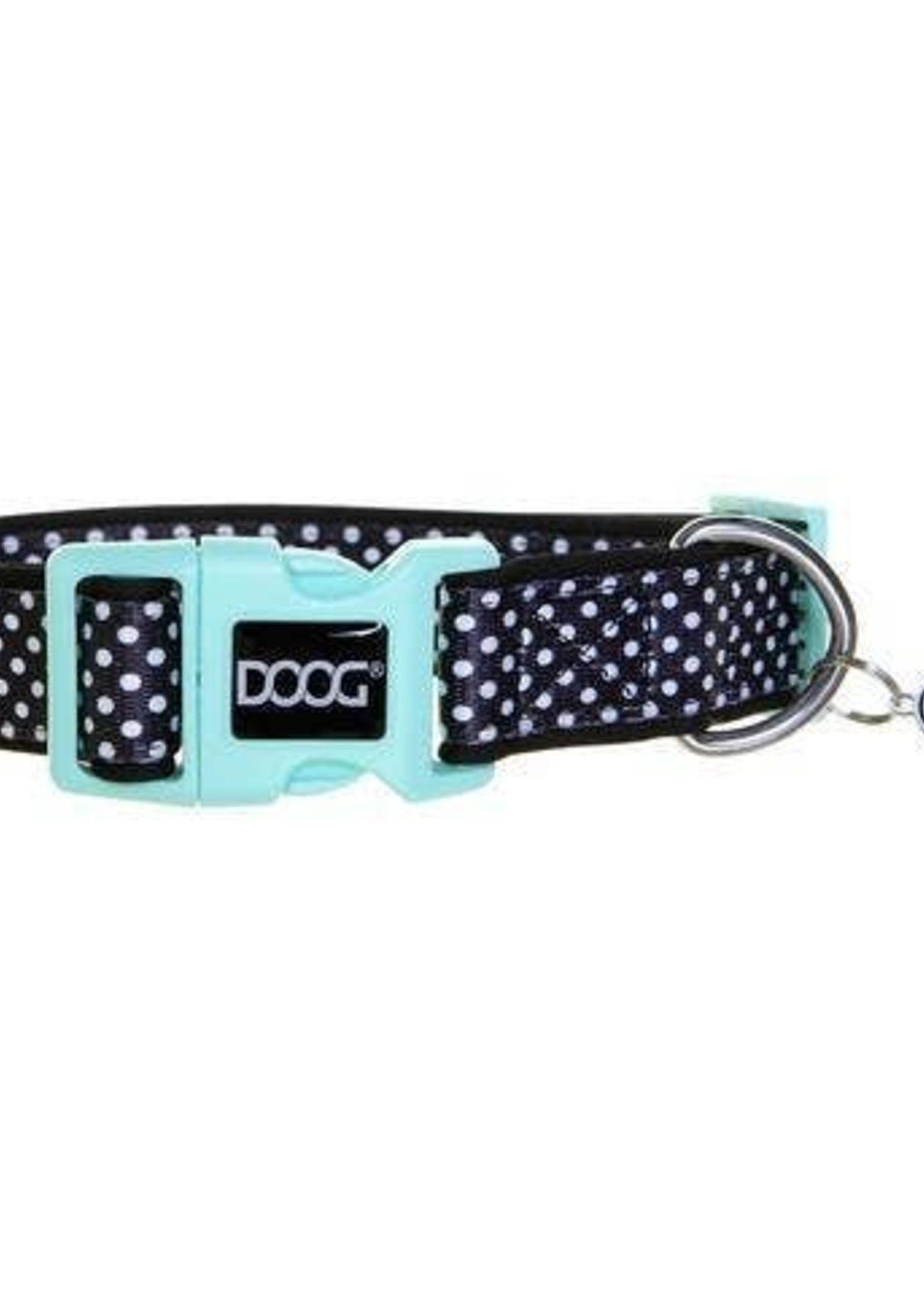 DOOG INC NEOPRENE DOG COLLAR - PONGO XS