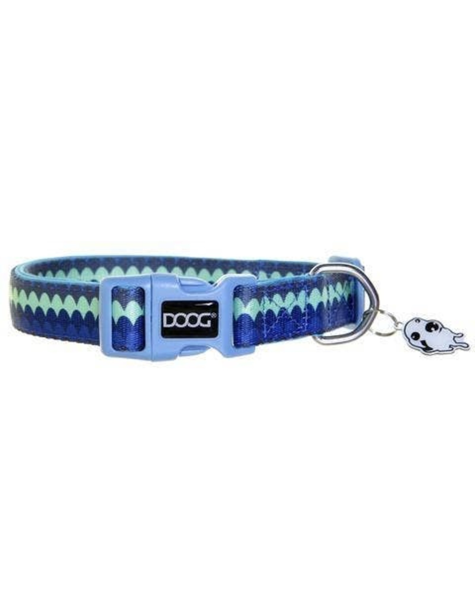DOOG INC NEOPRENE DOG COLLAR - PLUTO M