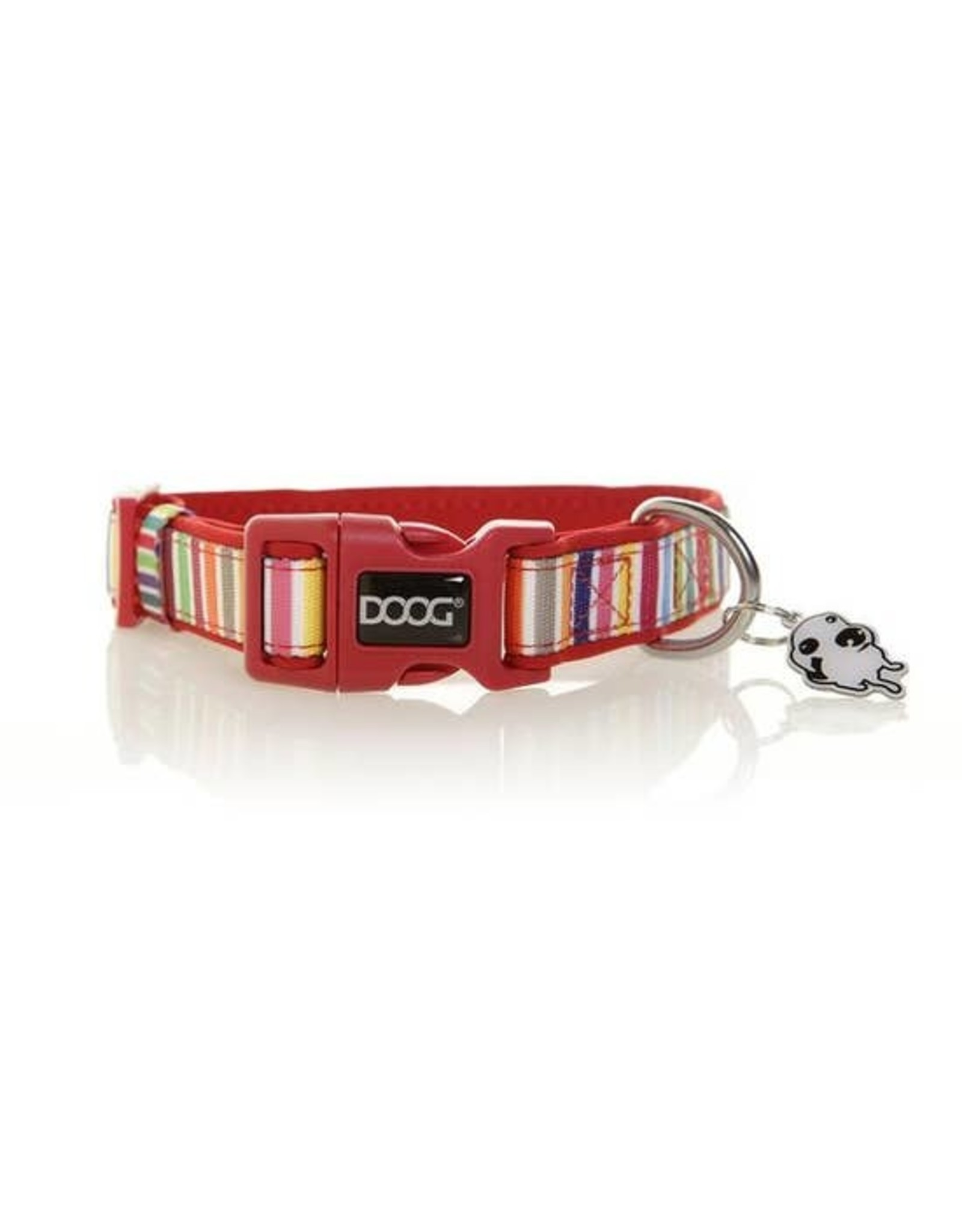 DOOG INC NEOPRENE DOG COLLAR - SCOOBY S