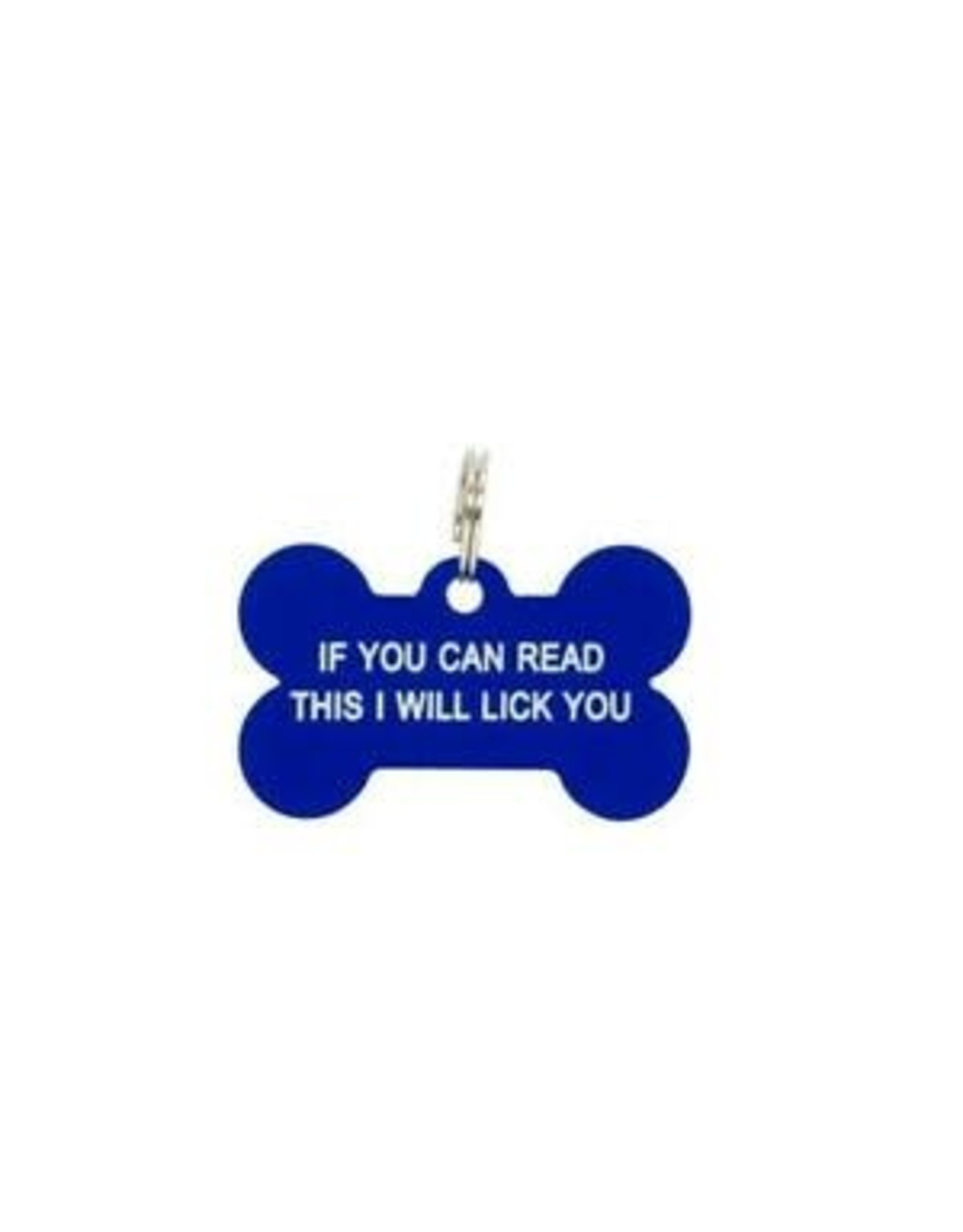 ABOUT FACE ABOUT FACE IF YOU CAN READ THIS DOG TAG