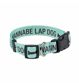 ABOUT FACE ABOUT FACE WANNABE LAP DOG L/XL DOG COLLAR