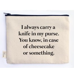 ELLEMBEE HOME ELLEMBEE POUCH CHEESECAKE