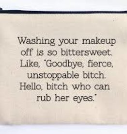 ELLEMBEE HOME ELLEMBEE POUCH WASHING OFF MAKE UP