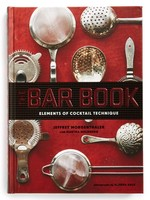 CHRONICLE BOOKS BAR BOOK ELEMENTS OF COCKTAILS