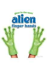 ARCHIE MCPHEE ALIEN GLOWING FINGER HAND