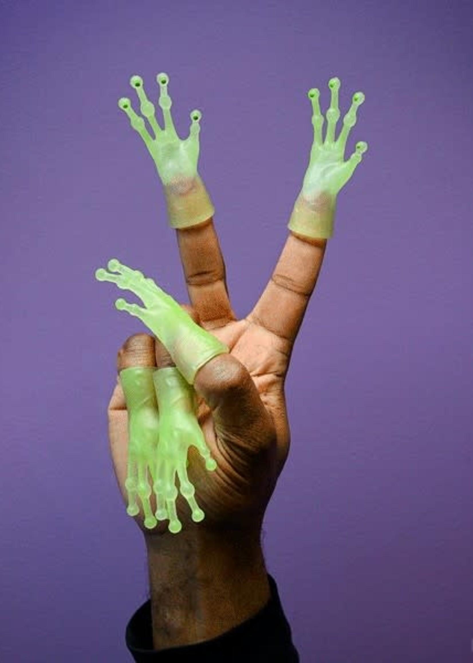 ARCHIE MCPHEE ALIEN GLOWING FINGER HAND