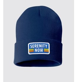 HEADLINES SERENITY NOW BEANIE