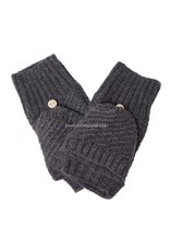 JTC JTC BUTTON MITTEN - GREY