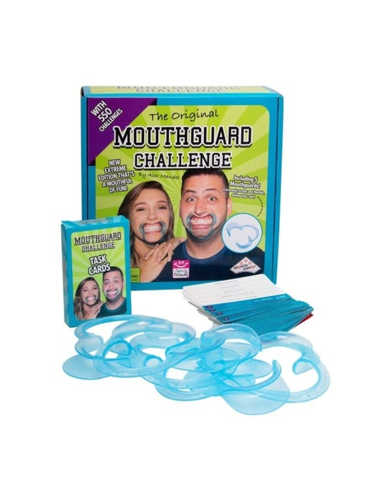 CONTINUUM MOUTHGUARD EXTREME EDITION GAME