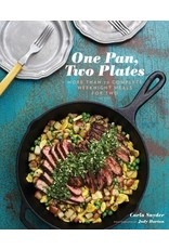 Chronicle Books ONE PAN TWO PLATES