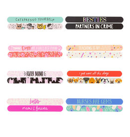 ABOUT FACE ABOUT FACE BESTIES NAIL FILE