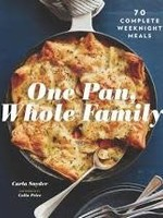 CHRONICLE BOOKS ONE PAN WHOLE FAMILY