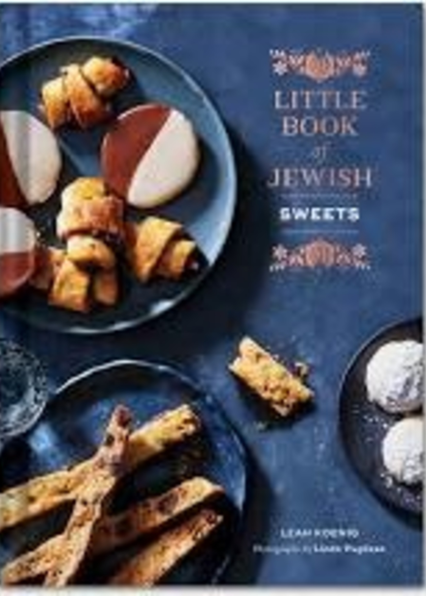 CHRONICLE BOOKS LITTLE BOOK OF JEWISH SWEETS