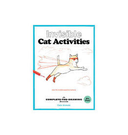 Chronicle Books INVISIBLE CAT ACTIVITIES