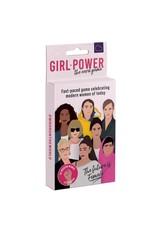 BUBBLEGUM STUFF GIRL POWER CARD GAME
