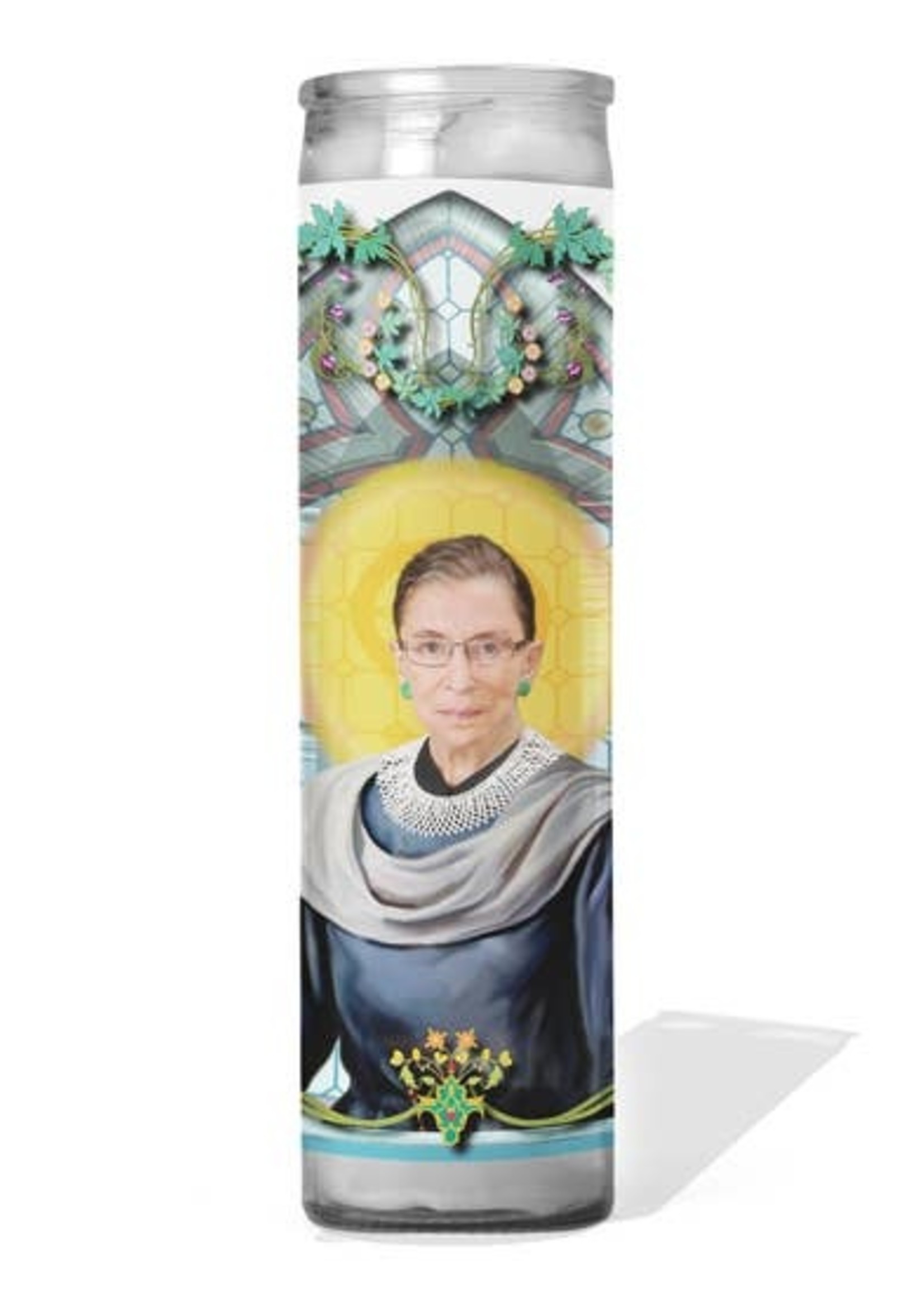 CALM DOWN CAREN CALM DOWN CAREN - RBG PRAYER CANDLE