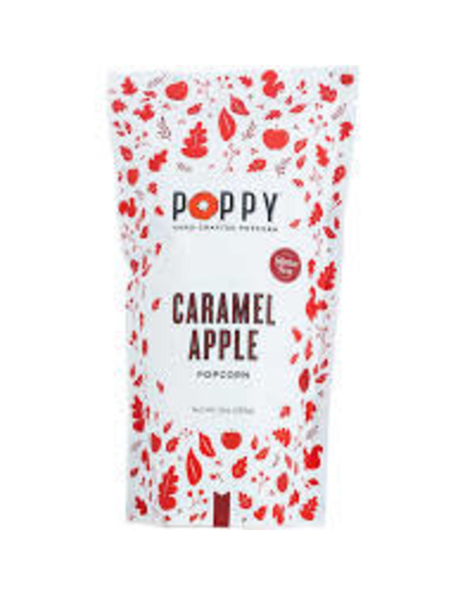 POPPY POPCORN POPPY POPCORN MARKET BAG-CARAMEL APPLE