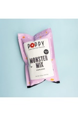 POPPY POPCORN POPPY POPCORN SNACK BAG- MONSTER MIX