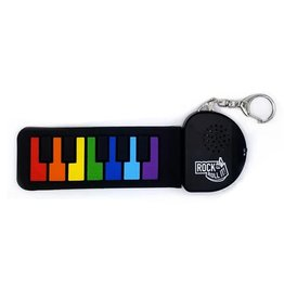 MUKIKIM ROCK AND ROLL IT RAINBOW PIANO MICRO