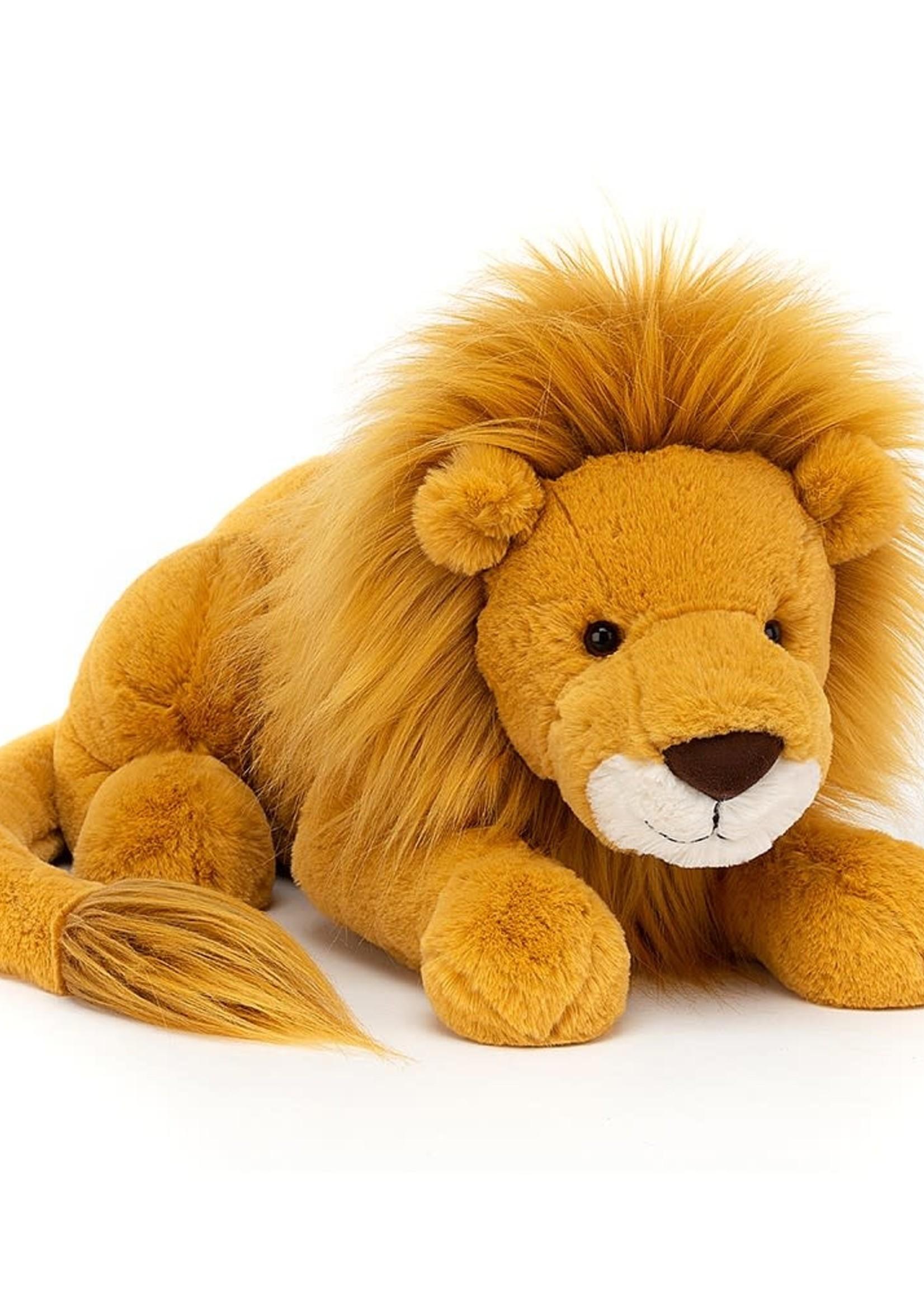 JELLYCAT JELLYCAT LOUIE LION LITTLE