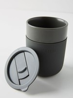 W&P W&P CERAMIC TRAVEL MUG - CHARCOAL