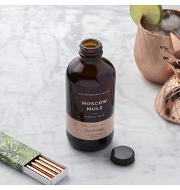 W&P W&P 8OZ COCKTAIL SYRUP - MOSCOW MULE