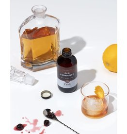 W&P W&P 8OZ COCKTAIL SYRUP - OLD FASHIONED
