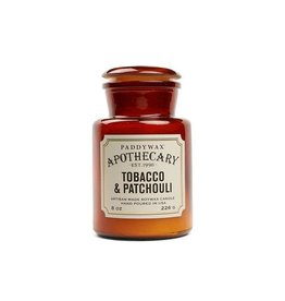 Paddy Wax PADDYWAX APOTHECARY TOBACCO & PATCHOULI