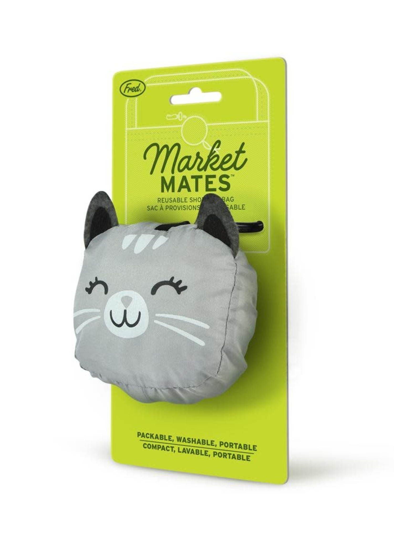 Fred & Friends FRED MARKET MATES - CAT