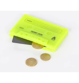DOIY MONEY TAPE WALLET - YELLOW