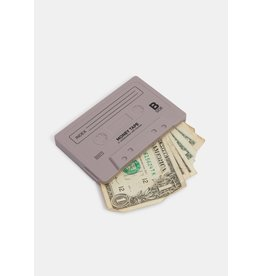 DOIY MONEY TAPE WALLET - GREY