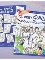 HELLO HARLOT HELLO HARLOT SCHITT'S CREEK COLORING BOOK