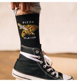 PYKNIC PYKNIC PIZZA SLAYER SOCKS