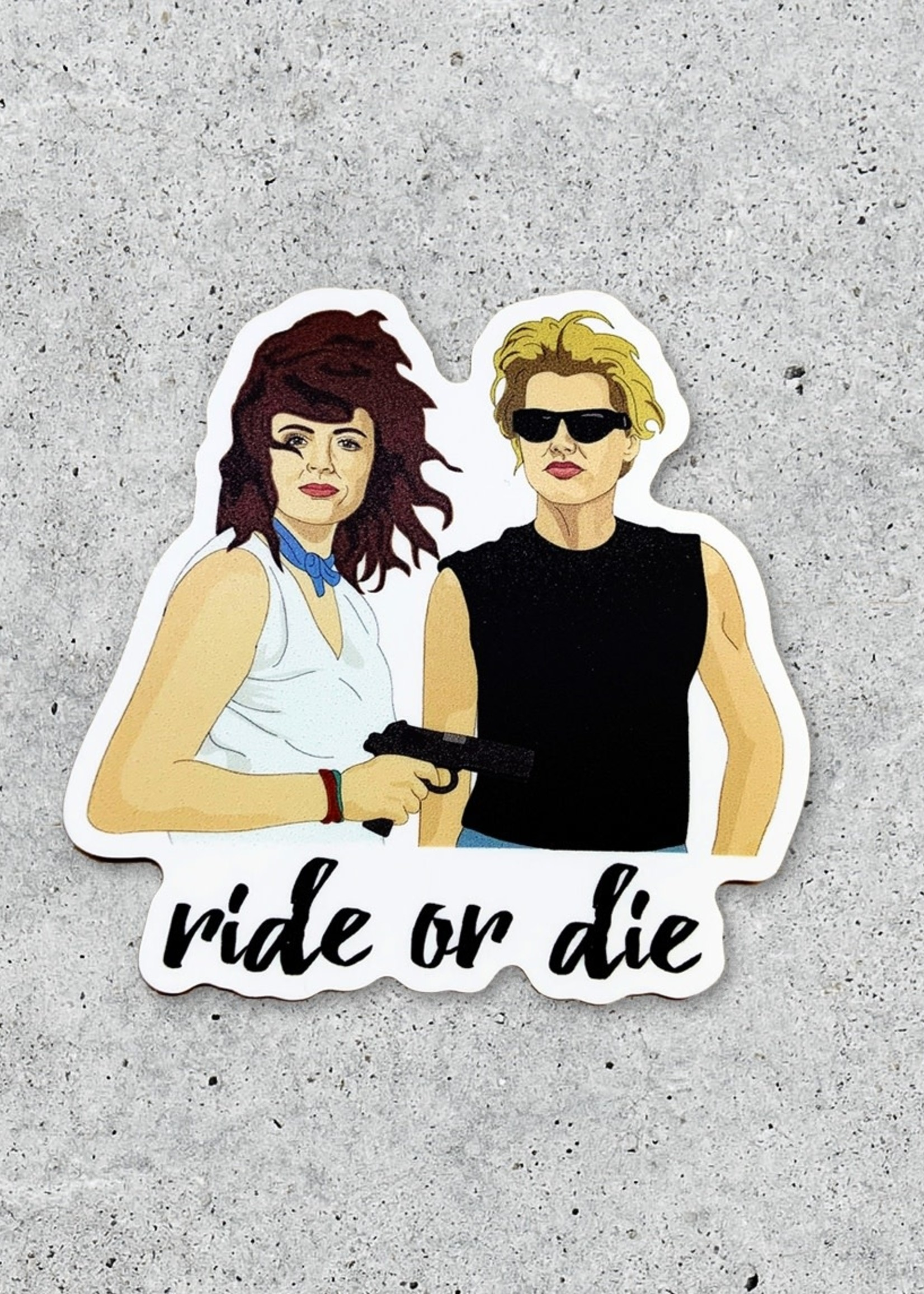 CITIZEN RUTH CITIZEN RUTH THELMA & LOUISE STICKER
